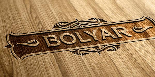 Bolyar-typeface