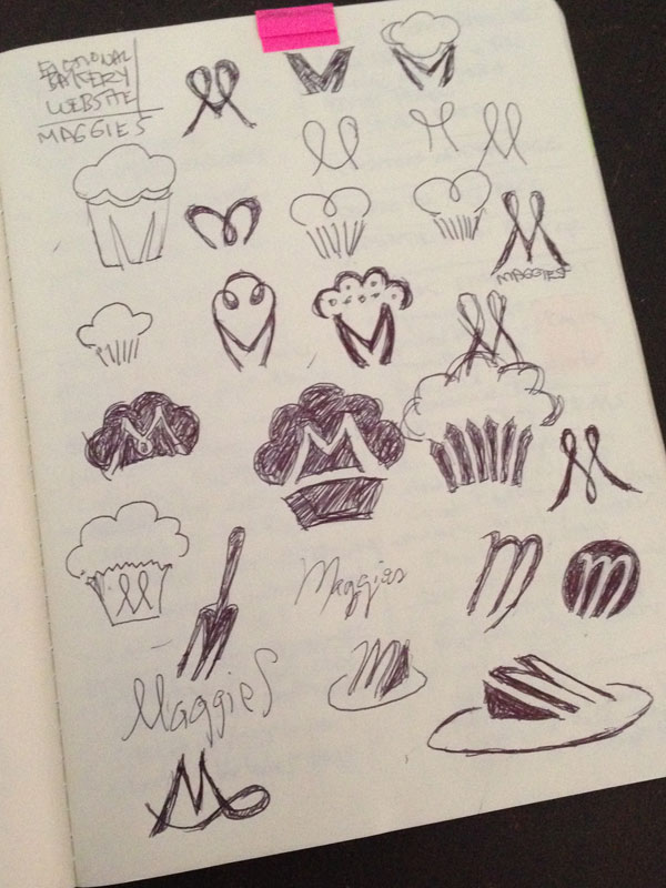 maggielogosketches