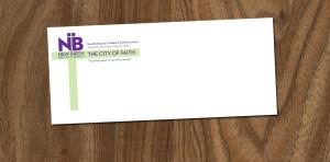 Mailing envelope design