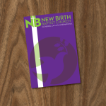 Church bulletin cover art