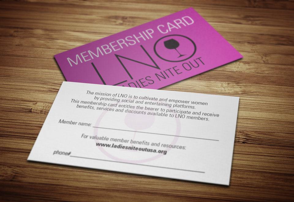 LNO-membercard