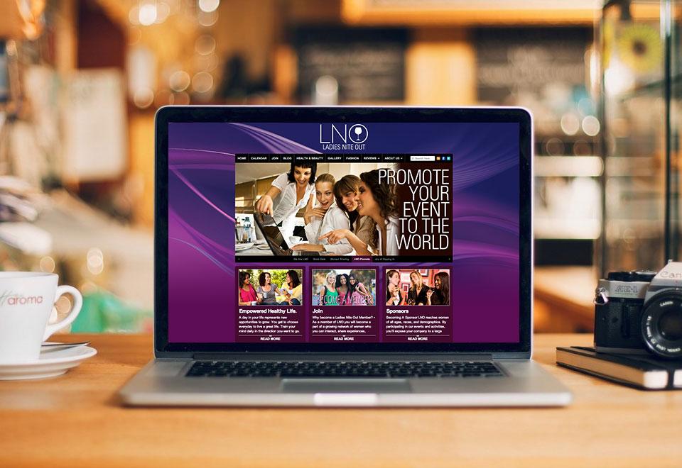 LNO-webpage